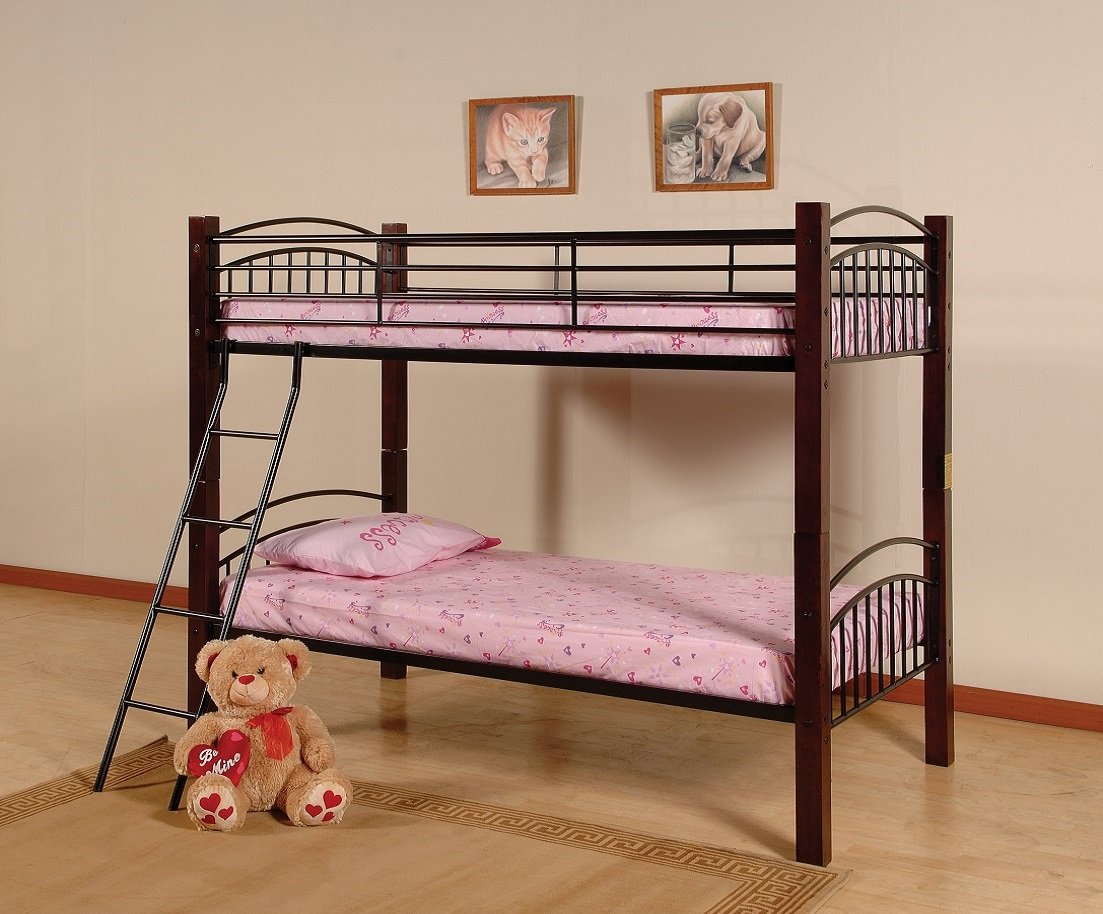 2910 SINGLE/SINGLE BUNK BED