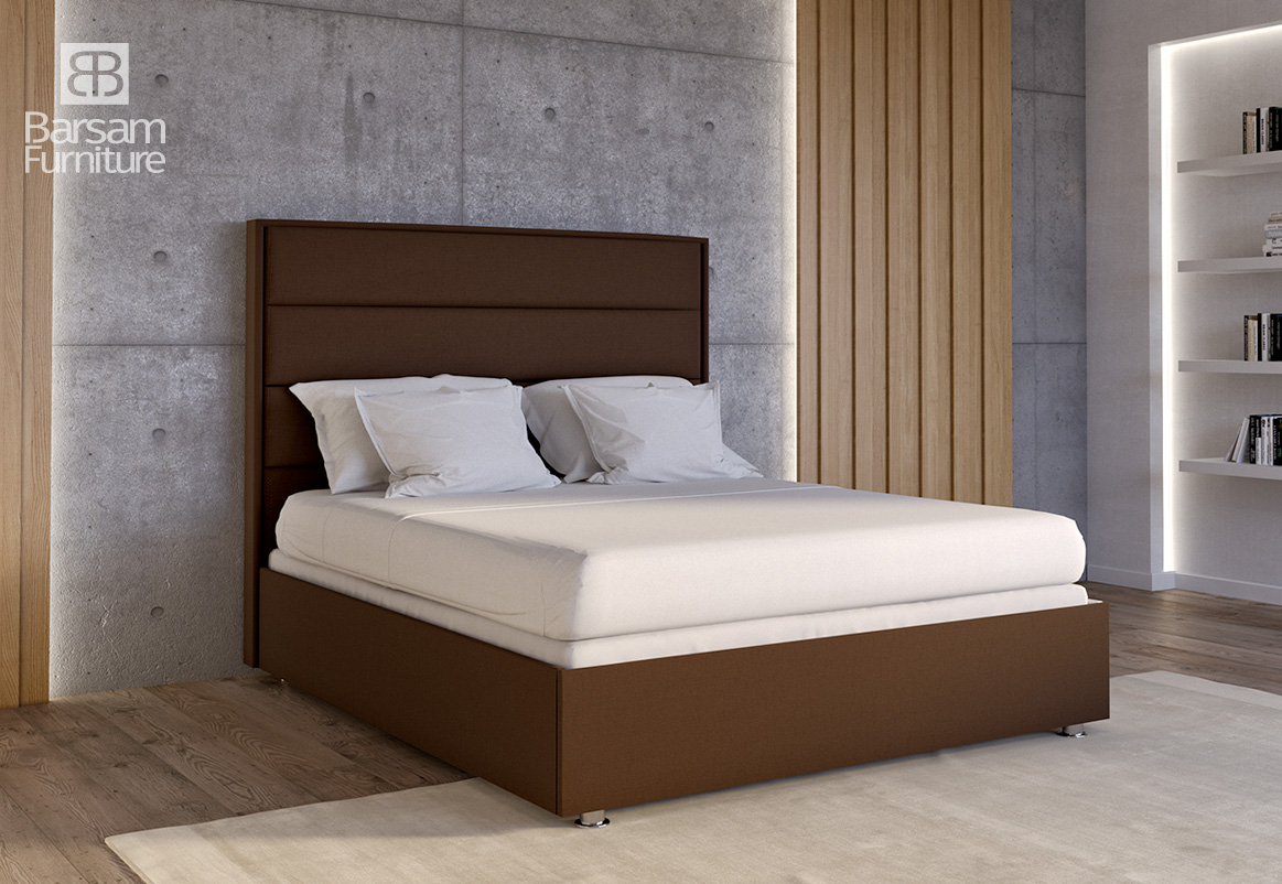 ALICIA BROWN BED