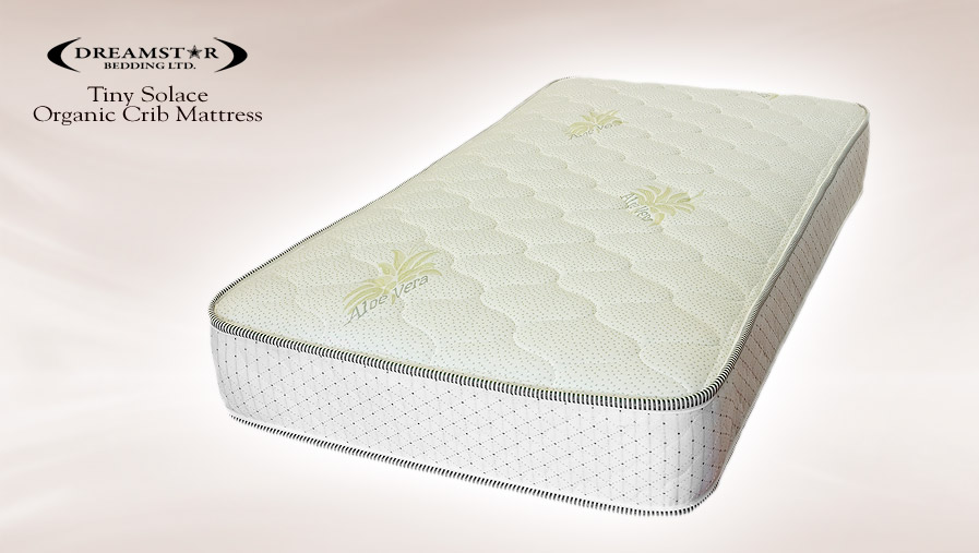 TINY SOLACE - ORGANIC CRIB MATTRESS