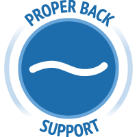 Back support icon