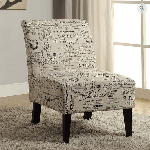 IF6210 ACCENT CHAIR