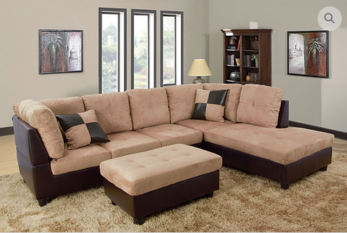 IF-9420 IF-9421 SECTIONAL SOFA