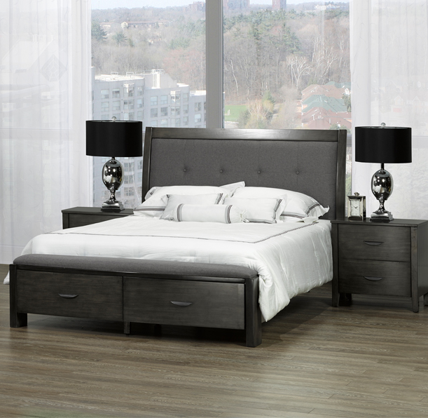 Cameron Queen Storage Bed
