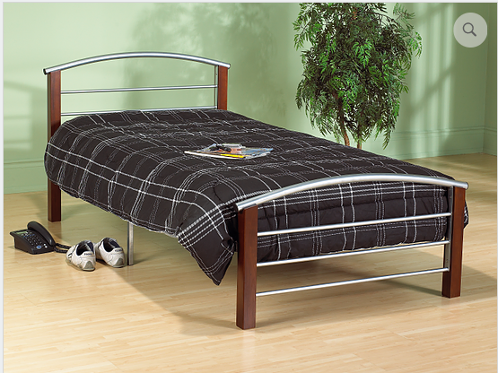 IF 127 Metal Platform Bed