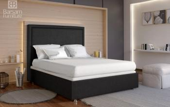 ATHENA CHARCOAL BED