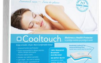 COOL TOUCH PREMIUM MATTRESS PROTECTOR