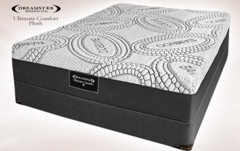 ULTIMATE COMFORT GEL MEMORY FOAM