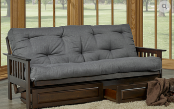 IF 275 SOLID WOOD FUTON
