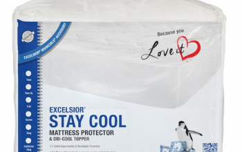 "16"" Stay Cool Mattress Protector"