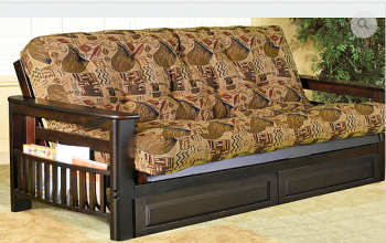 IF 238 Solid Wood Futon