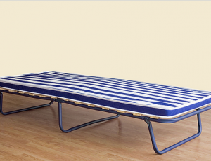 Folding Bed with Mattress